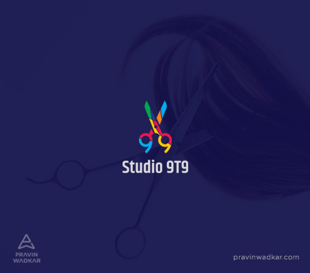 Studio 9t9 Logo Design